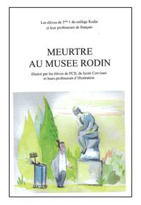 Meurtre au musée Rodin