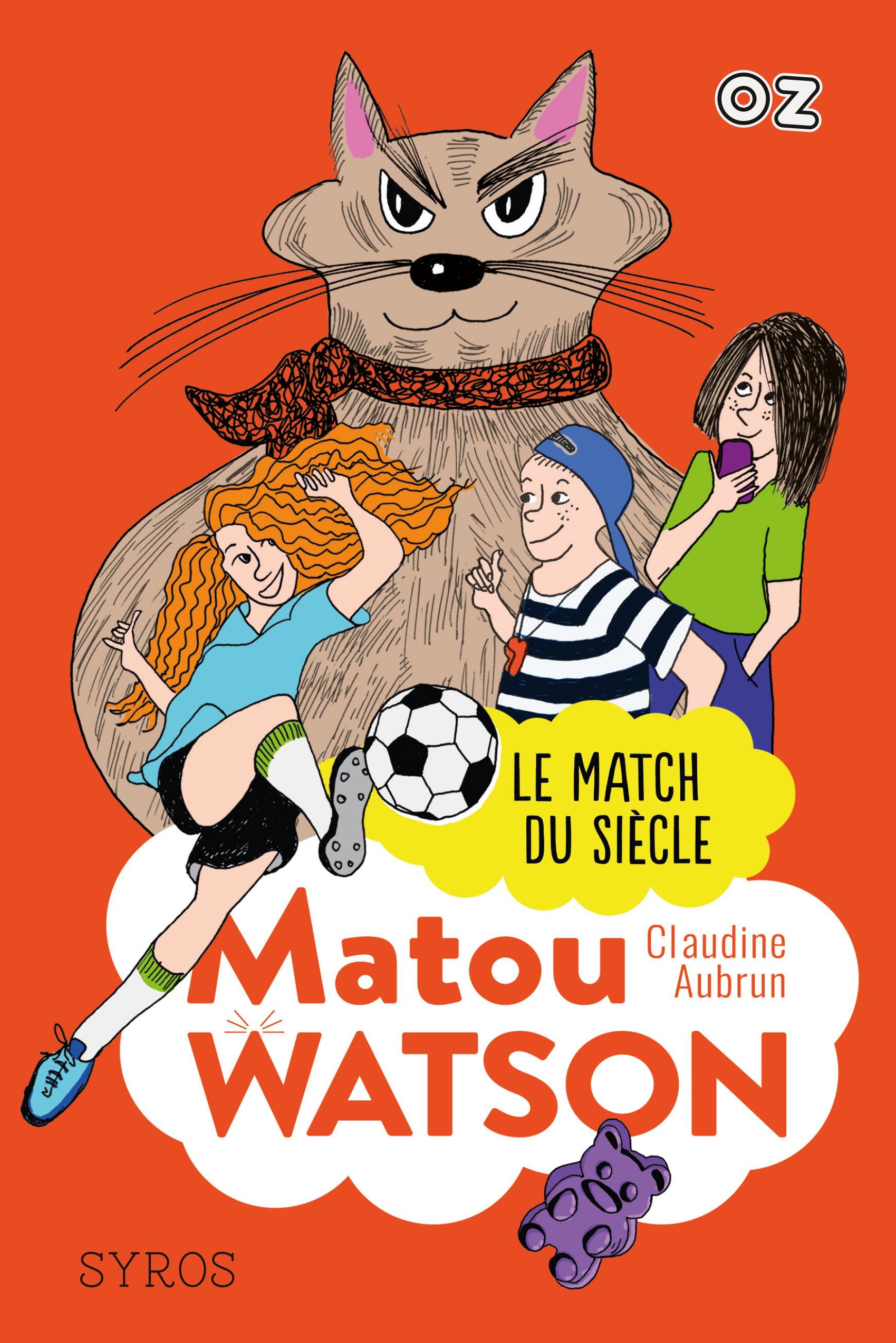 Matou Watson, tome 3